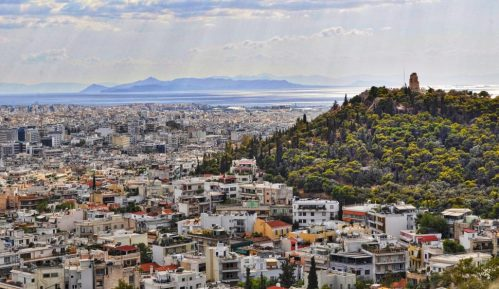 Atina u junu proteruje automobile, centar za pešake i bicikliste 5