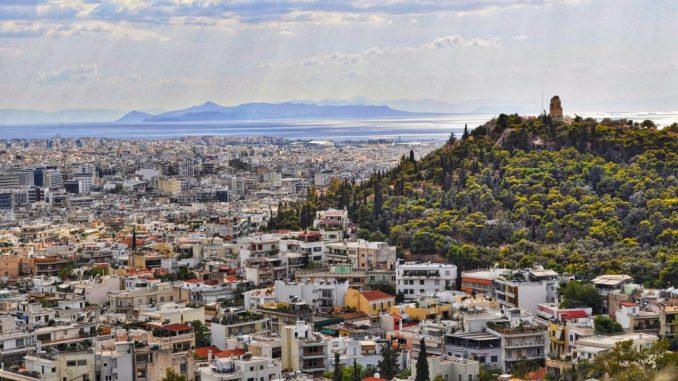 Atina u junu proteruje automobile, centar za pešake i bicikliste 3