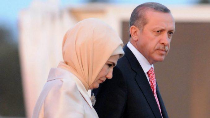 Sagovornici Danasa o obezbeđenju Erdoganove supruge: Potpuno nejasna egzibicija 1