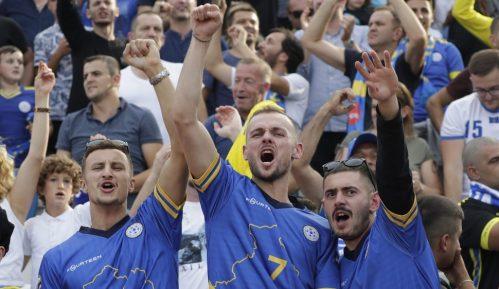 Češka policija zbog napada na kosovske navijače uhapsila 10 čeških navijača 8