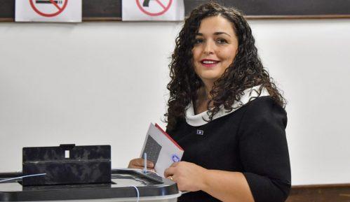Vjosa Osmani izabrana za predsednicu Skupštine Kosova 4