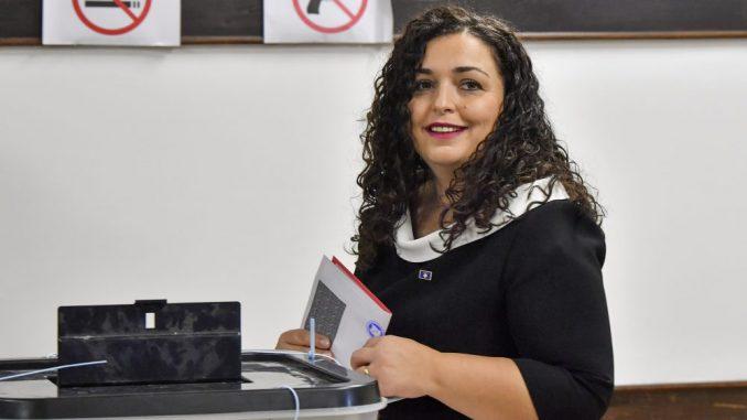 Kandidatkinja za premijerku Kosova u Beloj kući 1