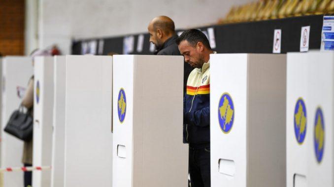 Brojanje glasova na Kosovu još sedam dana 1