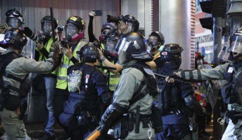 Demonstranti u Hongkongu traže lokalne izbore 12