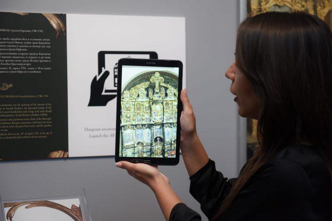 3D ikonostas i putovanje kroz barok i svet Teodora Kračuna 3
