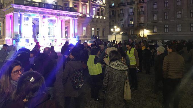 Protest protiv zagađenja vazduha (FOTO/VIDEO) 1