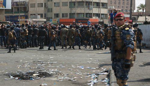 Na antivladinim protestima u Iraku 42 poginula 13