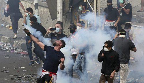 Iračke vlasti uvele policijski čas zbog antivladinih protesta 2
