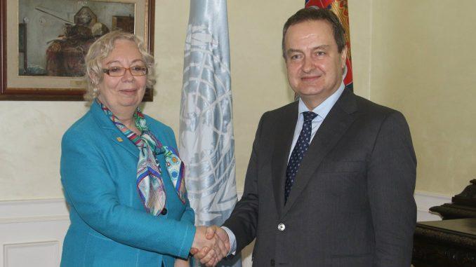 Dačić: Srbija pridaje poseban značaj aktivnostima UN-a 4