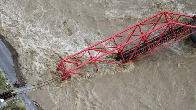 U naletu tajfuna u Japanu poginule 33 osobe 2