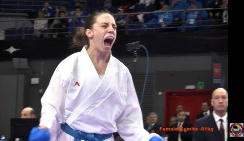 Jovana Preković bronzana u Moskvi 2