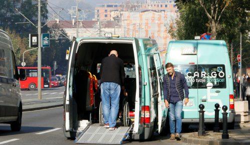 CarGo: Mihajlović daje paušalne ocene, na udaru vozila za prevoz osoba sa invaliditetom 4