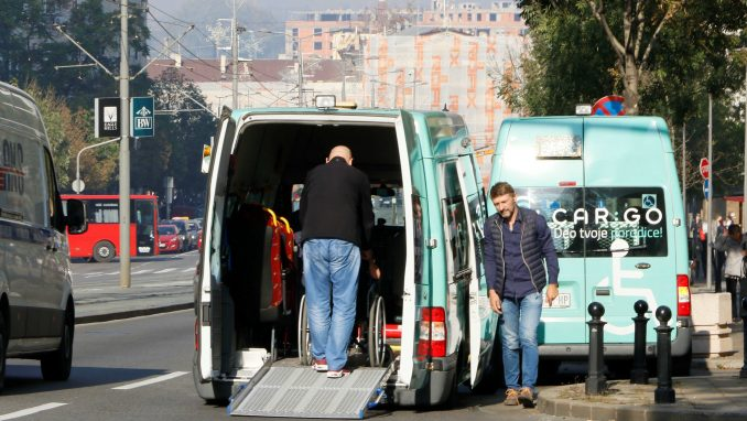 CarGo: Mihajlović daje paušalne ocene, na udaru vozila za prevoz osoba sa invaliditetom 2