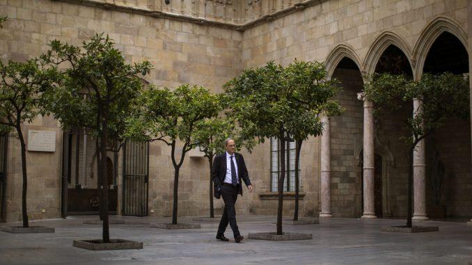 Katalonski lider: Protesti neće prestati dok vlada Španije ne čuje naše zahteve 2