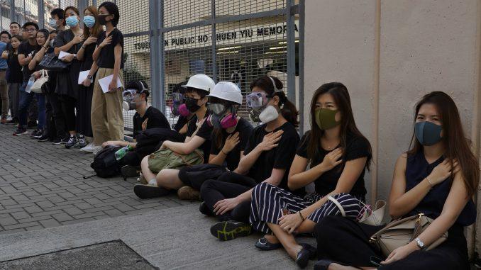 Senat SAD usvojio zakon kojim podržava ljudska prava i demokratiju u Hongkongu 4