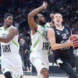 Košarkaši Partizana seriju gostovanja nastavljaju večeras u Viljnusu 1