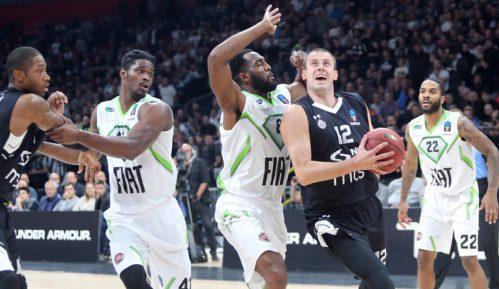 Evrokup: Košarkaši Partizana pobedili Limož 8