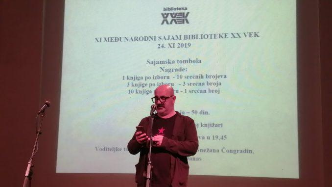 Mladenović: Živimo u vreme nečitača, falsifikatora i prepisivača (FOTO) 1