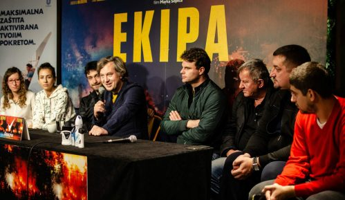 """Premijera krimi komedije """"Ekipa"""" 23. oktobra u Sava centru 10"""