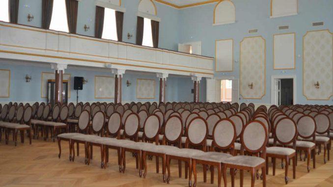 U maju Guarneri fest, prvi međunarodni festival gudača Balkana 1
