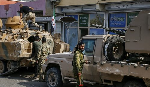 Kurdi: Turci bombardovanjem krše primirje u Siriji 8