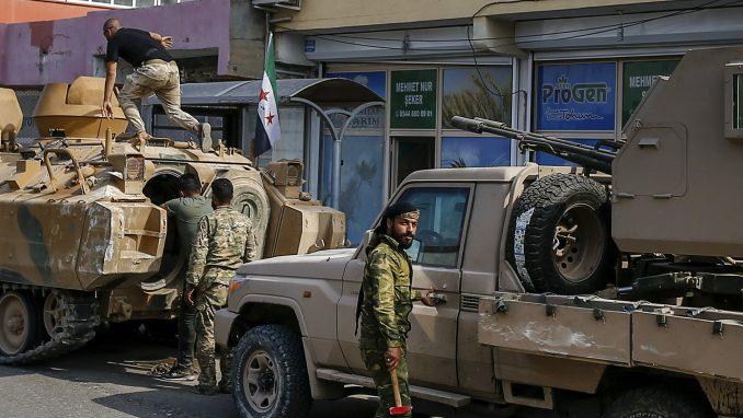 Kurdi: Turci bombardovanjem krše primirje u Siriji 3