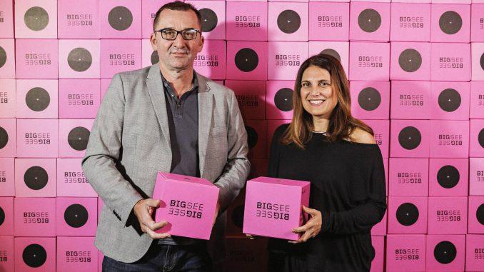 "Maja i Ivan Lalić dobitnici nagrade ""Big SEE Visionaries"" u Ljubljani 1"