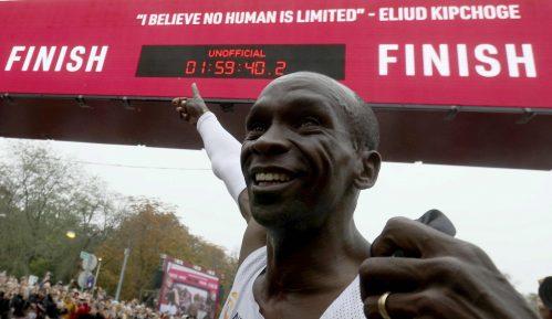 Eliud Kipčoge istrčao maraton u Beču za manje od dva sata 12