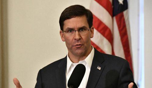 Šef Pentagona stigao u Rijad 15