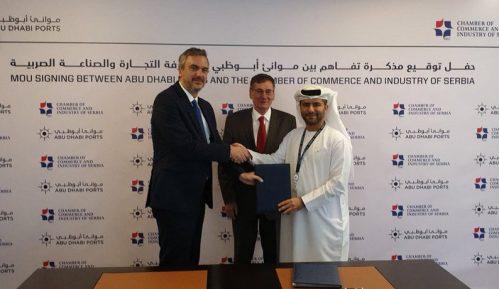 PKS potpisala sporazum sa kompanijom Abu Dhabi Ports 12