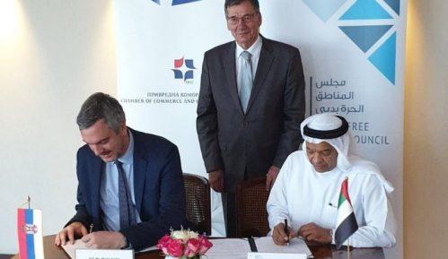 Čadež: Srpskim privrednicima otvorena vrata slobodnih zona Dubaija  13