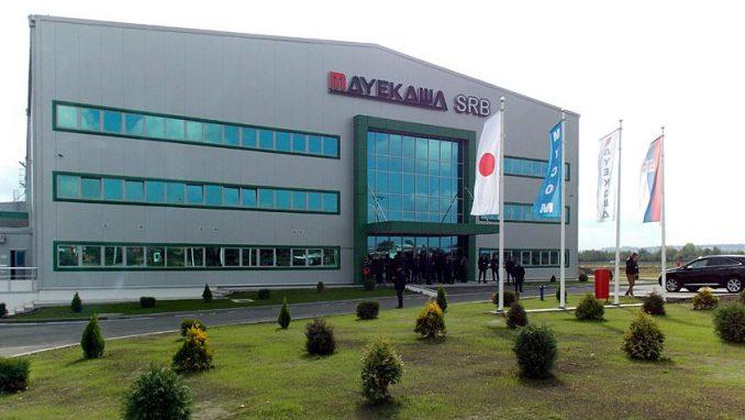 """Otvorena fabrika """"Mayekawa SRB"""" u Smederevu 1"""