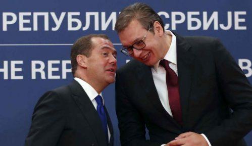 Rusi sigurni da Vučić neće ispuniti obećanja Zapadu 13