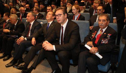 Vučić na svečanoj akademiji: Srbija neće dati svoju slobodu 5