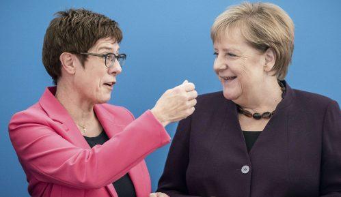Nemačka ministarka odbrane predlaže međunarodnu bezbednosnu zonu na severu Sirije 7