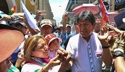 Morales zvanično proglašen pobednikom 2