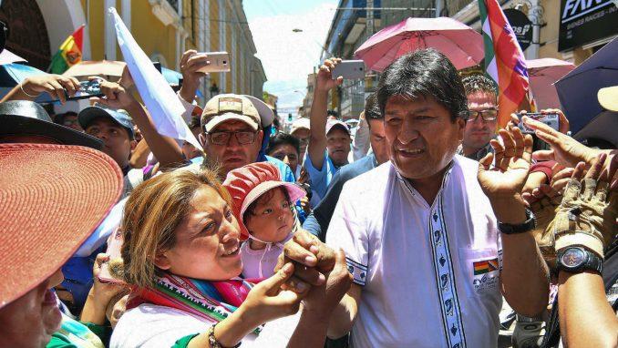 Parlament Bolivije odobrio nove izbore, Morales ne učestvuje 3