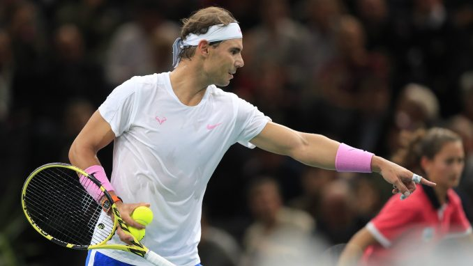 Nadal u četvrtfinalu mastersa u Parizu 1