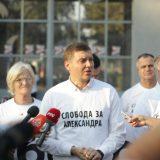 Marković: Crni džipovi zatvorili put radnicima 14