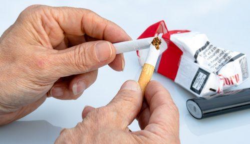 U Srbiji tokom pandemije prestao da puši jedan odsto pušača 14