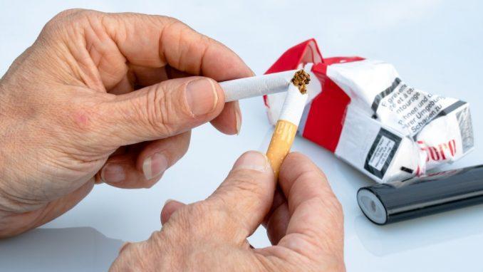 Šta se dešava s organizmom pušača kad ostavi cigarete? 1