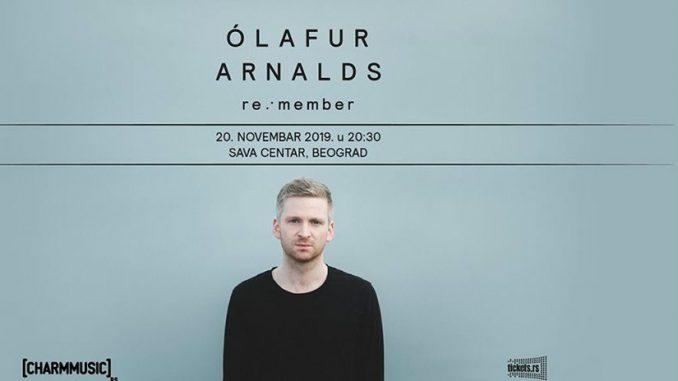 Olafur Arnalds sa albumom 21. veka u Sava centru (VIDEO) 1
