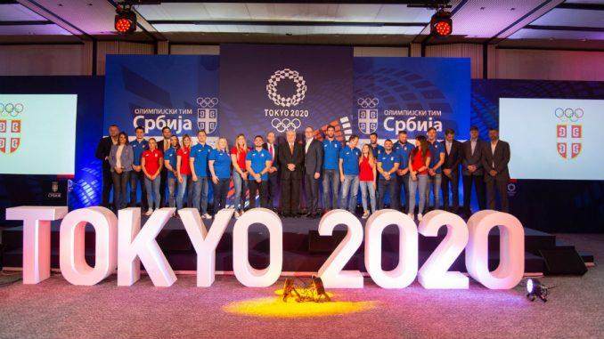 Olimpijski komitet Srbije potpisao poziv za učešće na OI u Tokiju 1