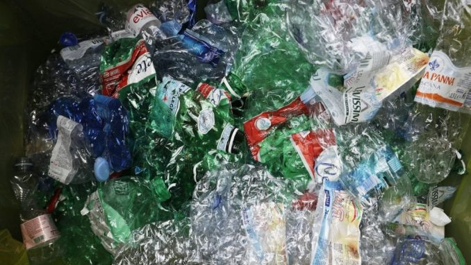 Nizak stepen reciklaže otpada 4