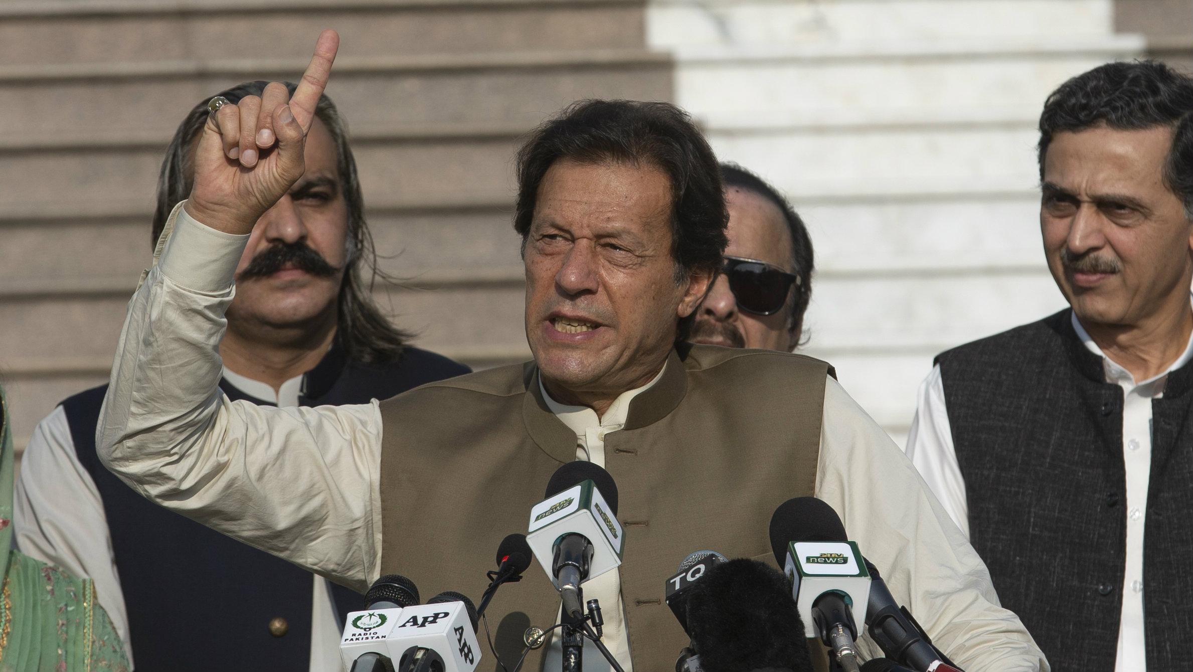 Pakistanski premijer otputovao u Iran kako bi pokušao da smiri tenzije u regionu 1