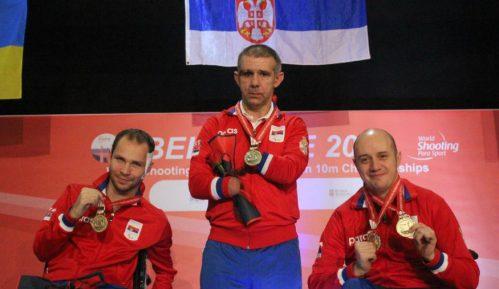 Srbija odbranila titulu šampiona sveta u parastreljaštvu 8