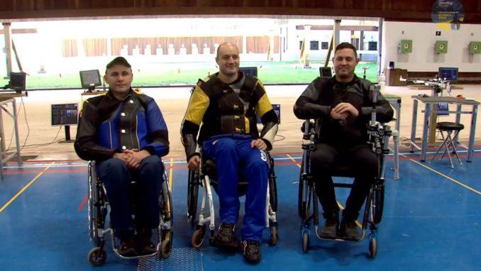Svetsko prvenstvo u parastreljaštvu: Ristić šampion, ekipi bronza 1