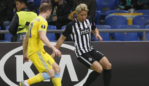 Partizan pobedio na gostovanju Astanu – 2:1 drugom kolu Lige Evrope 8