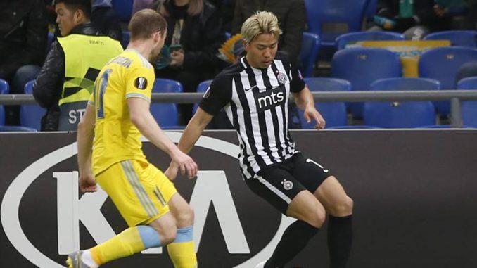 Partizan pobedio na gostovanju Astanu – 2:1 drugom kolu Lige Evrope 4