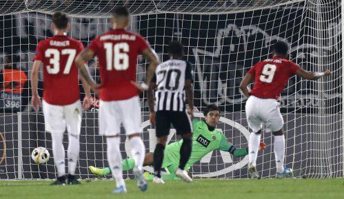 Partizan poražen od Mančester junajteda sa 1:0 4